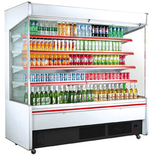 Refrigeration advertising